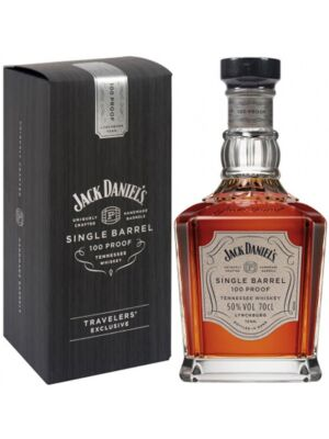 Jack Daniels Single Barrel 100 Proof 0,7 l