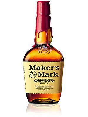 Maker's Mark Kentucky Bourbon Whisky 0,7 l