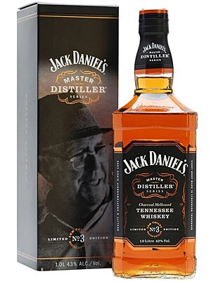 Jack Daniels No. 3 Master Distiller Whiskey 1 l