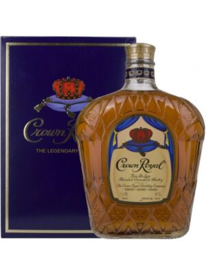 Seagrams Crown Royal Canadian Whisky 1 l