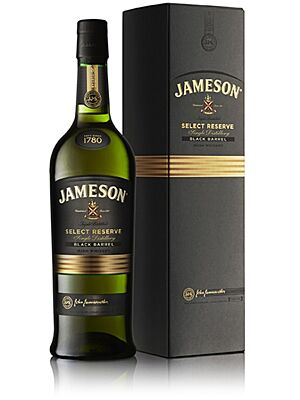 Jameson Select Reserve Irish Whiskey 0,7 l