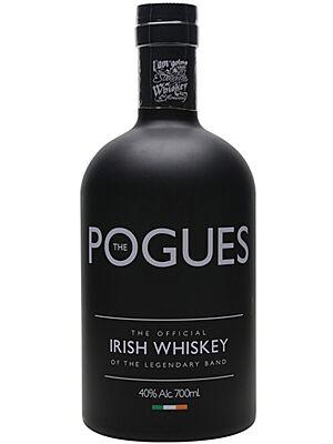 The Pogues offizieller Whisky der legendären Band 40% 0,7 l