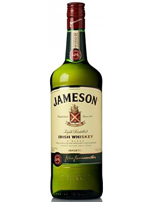 Jameson Irish Whiskey 1 Litre 40%