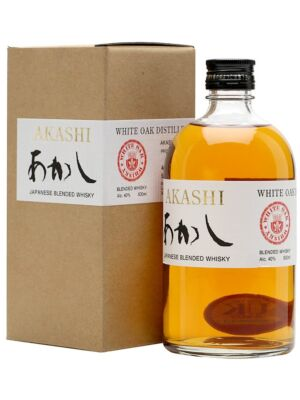 Akashi White Oak Whisky 40,0% 0,5 l