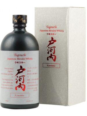 Togouchi Japanese Blended Whisky Kiwami 40,0 % 0,7 l