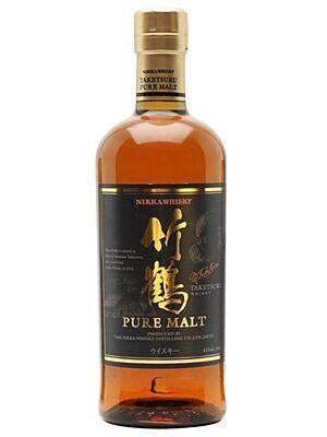 Nikka Taketsuru Japanischer Malt 43% 0,7 l