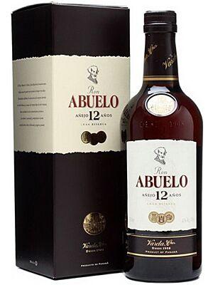 Ron Abuelo 12 Anos Gran Reserva Rum 0,7 l