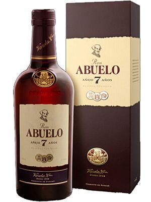 Ron Abuelo 7 Anos Reserva Superior Rum 0,7 l