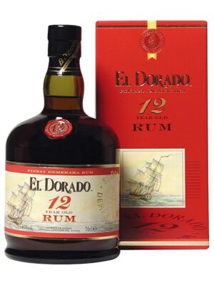 El Dorado 12 Years Old Rum 0,7 l