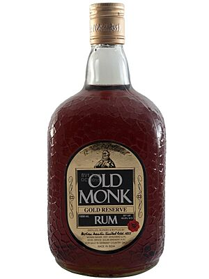 Old Monk 12 Jahre Gold Reserve Rum 0,7 l