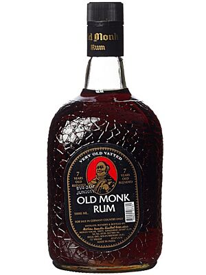 Old Monk 7 Jahre Rum 1 l
