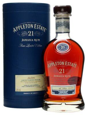 Appleton Estate 21 Jahre Jamaika Rum 0,7 l