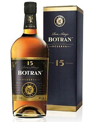 Botran 15 Jahre Solera Reserva Rum 0,7 l