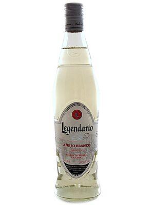 Legendario Anejo Blanco Rum 40,0 % 0,7 l
