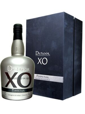 Dictador XO Perpetual Rum with Gift Box 0.7 Litre 40%