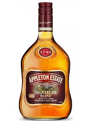 Appleton Estate Signature Blend Rum 40,0 % 1,0 l