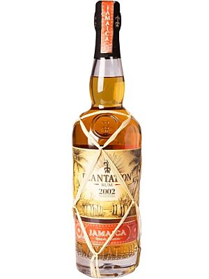 Plantation 2002 Jamaica Rum 42,0 % 0,7 l