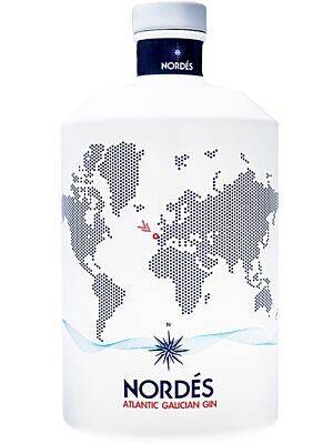 Nordes Atlantic Galician Gin 0,7 l