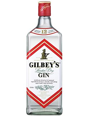 Gilbeys Gin 47,5% 1 l