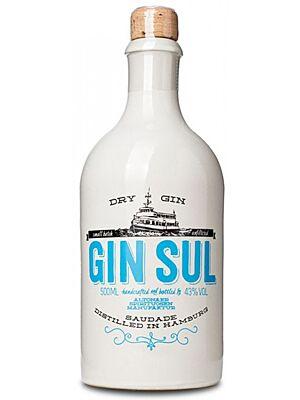 Gin Sul Hamburger Dry Gin 43% 0,5 l