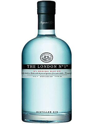 The London No. 1 Original Blue Gin 47% 0,7 l