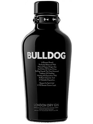 Bulldog London Dry Gin 40% 1 l