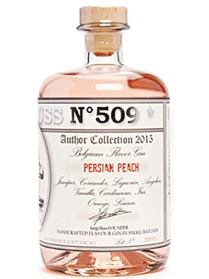 Buss No. 509 Persian Peach Gin 40% 0,7 l