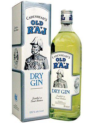Cadenhead's Old Raj Dry Gin 55% 0,7 l
