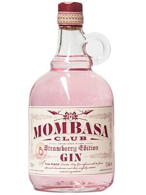 Mombasa Club Strawberry London Dry Gin 37,5 % 0,7 l