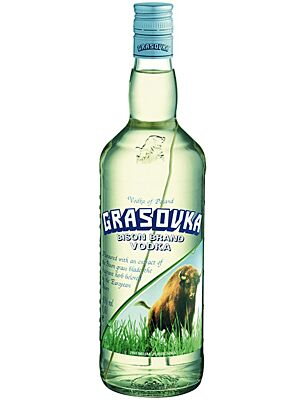 Grasovka Bison Vodka 1 l