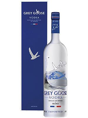 Grey Goose Vodka 1,5 liter Magnum bottle