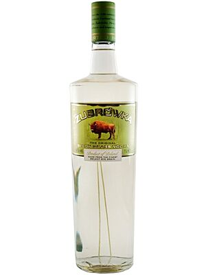 Zubrowka Bison Grass Vodka 1 l