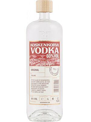 Koskenkorva 013 Vodka 60% 1 l