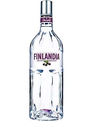 Finlandia Blackcurrant Finnischer Vodka 1 l