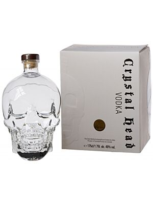 Crystal Head Vodka Magnum Bottle 40,0 % 1,75 l