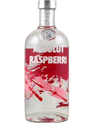 Absolut Raspberri (Himbeere) Vodka 1 Liter 40%