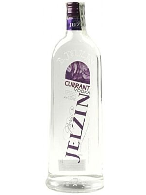 Boris Jelzin Vodka Currant 1 Liter 37,5%