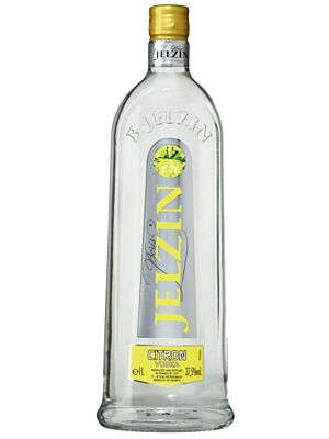 Boris Jelzin Vodka Lemon 1 Liter 37,5%