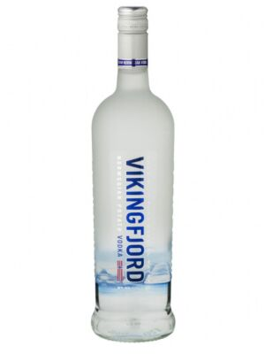 Vikingfjord Vodka aus Norwegen 37,5 % 1,0 l