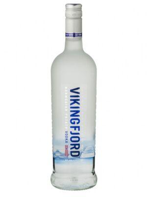 Vikingfjord Vodka aus Norwegen 37,5 % 1,0 l