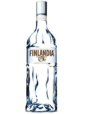 Finlandia Coconut Vodka 37,5 % 1,0 liter