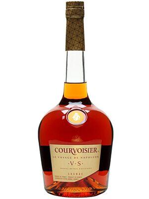 Courvoisier VS Cognac, Le Voyage de Napoleon 1 Liter 40%