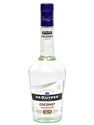 De Kuyper Coconut Kokos Likör 20,0% 0,7 l