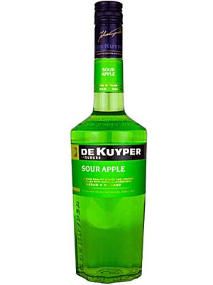 De Kuyper Sour Apple Likör 15% 0,7 l