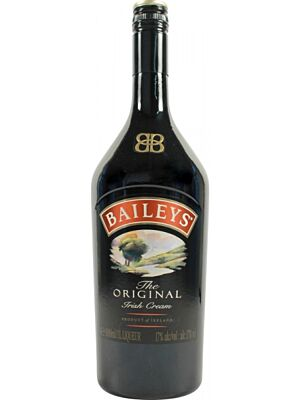 Bailey's Irish Cream Whiskylikör 1 Liter 17%
