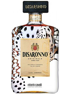 Disaronno Amaretto Originale Roberto Cavalli Limited Edition 0,5 Liter 28%