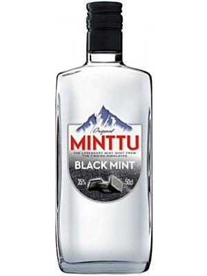 Minttu Black Mint Likör 35,0 % 0,5 l