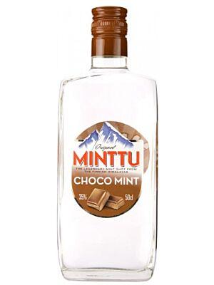 Minttu Choco Mint Likör 0,5 Liter 35%