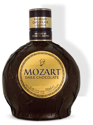 Mozart Dark Chocolate Likör 0,7 Liter 17%
