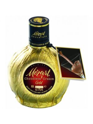 Mozart Gold Chocolate Likör 0,7 Liter 17%
